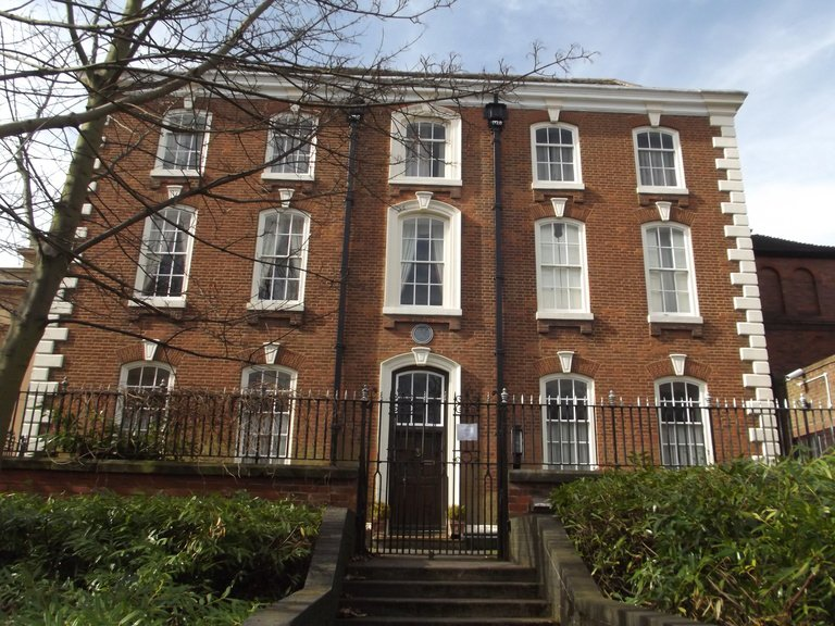 'Giffard House - St. Peter & St. Paul Catholic Church - Wolverhampton' found at https://flic.kr/p/rzm6pb by ell brown (https://flickr.com/people/ell-r-brown) used under Creative Commons Attribution-ShareAlike License (http://creativecommons.org/licenses/by-sa/2.0/)