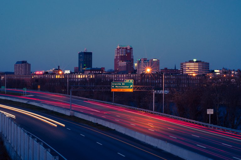 'manchester-nh-skyline' found at https://flic.kr/p/p439ZT by LostMahbles (https://flickr.com/people/lostmahbles) used under Creative Commons Attribution License (http://creativecommons.org/licenses/by/2.0/)