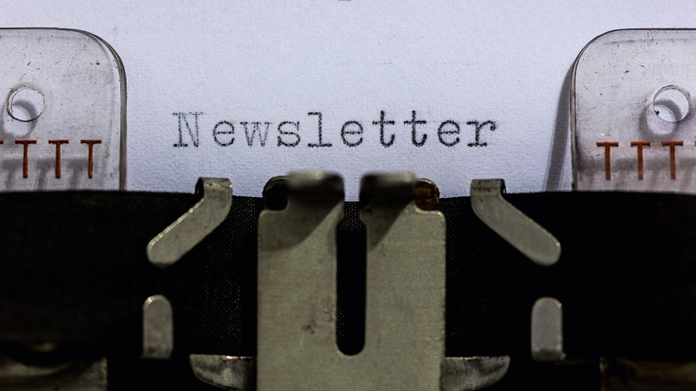 'Newsletter' found at https://flic.kr/p/pZct5D by Skley (https://flickr.com/people/dskley) used under Creative Commons Attribution-NoDerivs License (http://creativecommons.org/licenses/by-nd/2.0/)