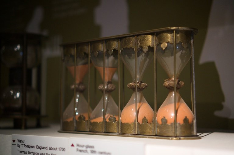 'Hourglass timers' found at https://flic.kr/p/euziE5 by p_a_h (https://flickr.com/people/pahudson) used under Creative Commons Attribution License (http://creativecommons.org/licenses/by/2.0/)