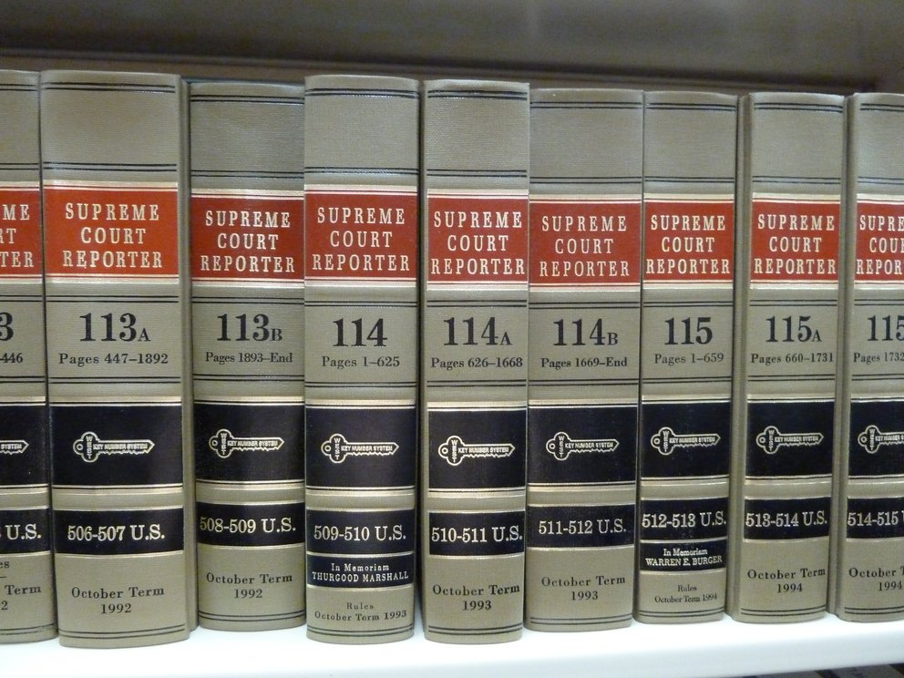 'Law library books' found at https://flic.kr/p/bbKcez by j3net (https://flickr.com/people/j3net) used under Creative Commons Attribution License (http://creativecommons.org/licenses/by/2.0/)