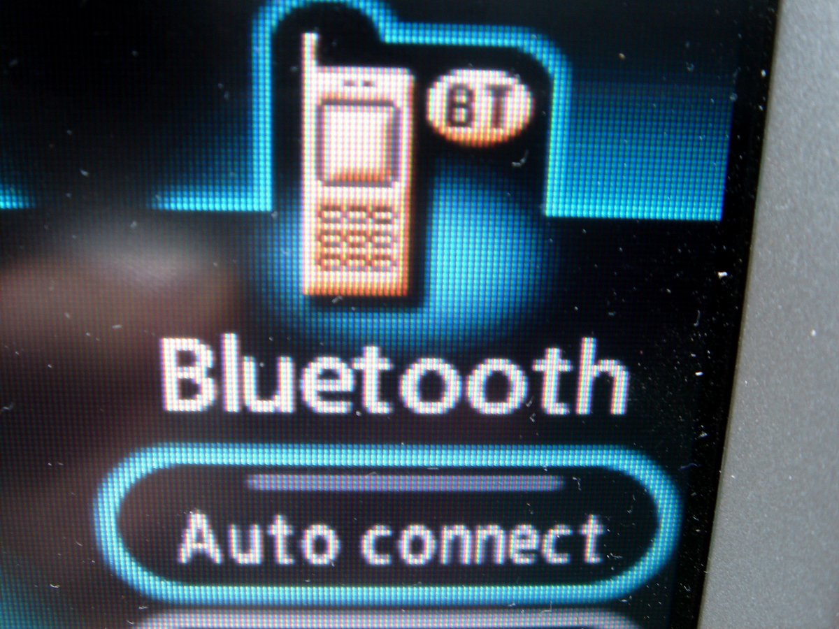 'Bluetooth Handsfree' found at https://flic.kr/p/KZrti by diongillard (https://flickr.com/people/diongillard) used under Creative Commons Attribution License (http://creativecommons.org/licenses/by/2.0/)