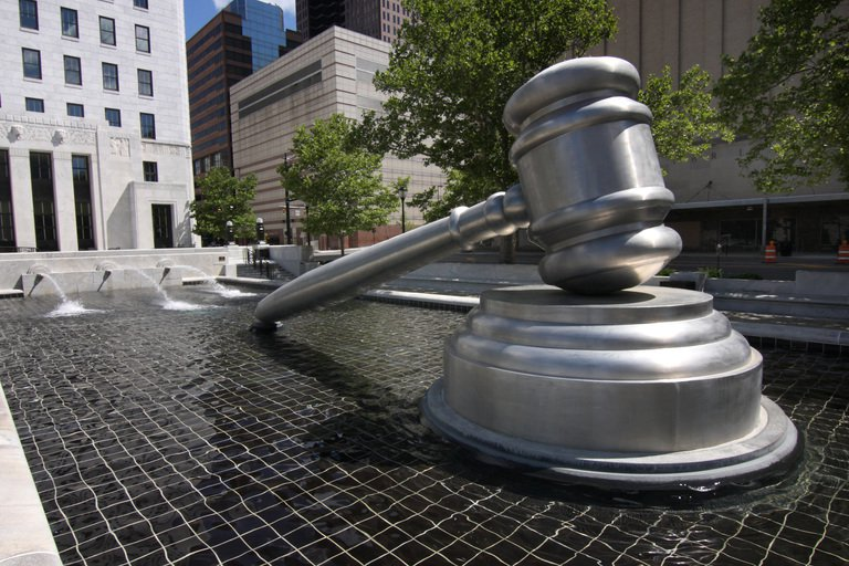'Giant Gavel' found at https://flic.kr/p/8Cp6in by Sam Howzit (https://flickr.com/people/aloha75) used under Creative Commons Attribution License (http://creativecommons.org/licenses/by/2.0/)